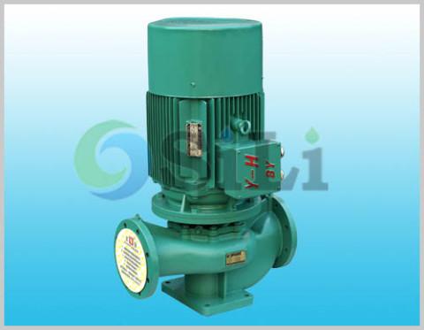 CISG pump, CISG marine pump