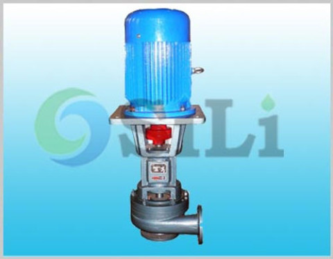 CL vertical marine pump