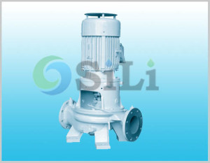sea water fresh water marine cooling pump