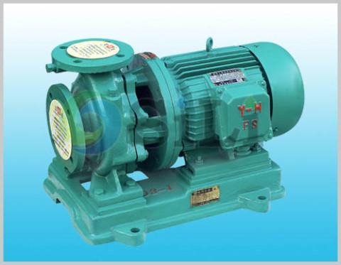 CISW centrifugal marine pump