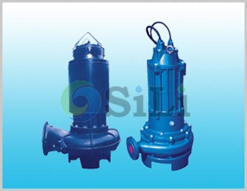 CQX pump, CQX submersilbe pump