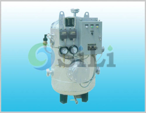 DQR marine electricity and steam calorifier