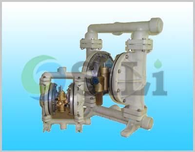 QBY marine AODD pump