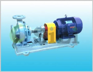 thermal oil pump