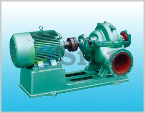 S split casing centrifugal pump