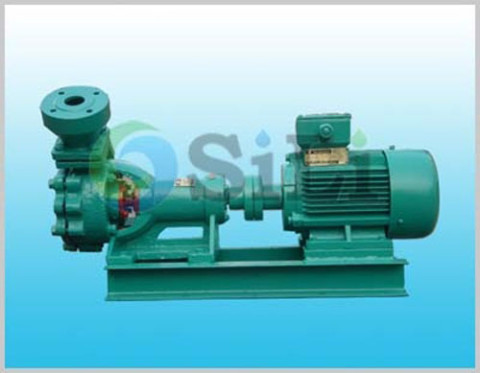 W marine pump