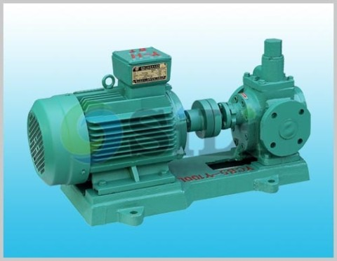 YCB gear oil pump, marine oil pump