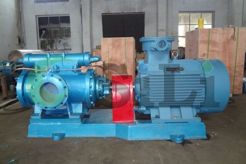3GC three screw pumps